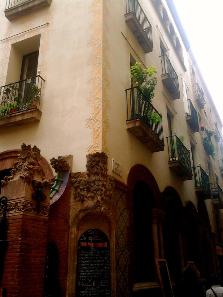 Barcelona - Dia 1