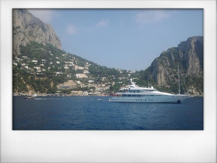 Postcard from Capri 2