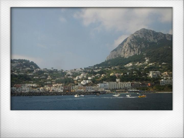 Postcard from Capri