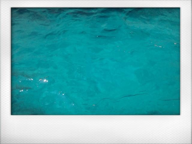 Waters of Capri