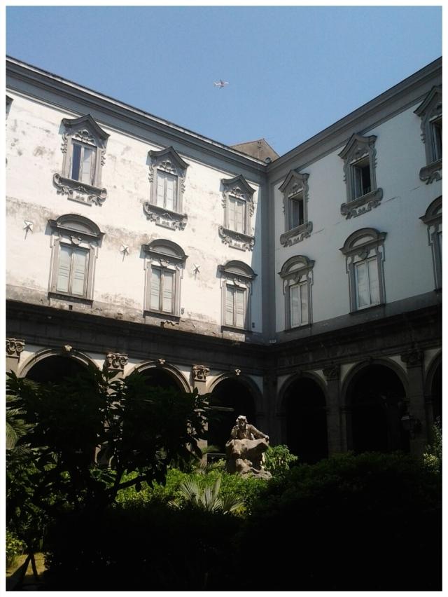 Garden in Naples