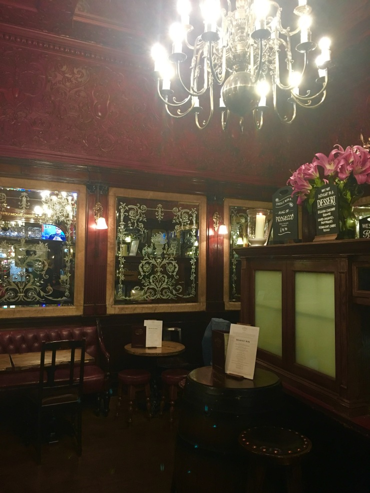 The Argyll Arms_Dining room